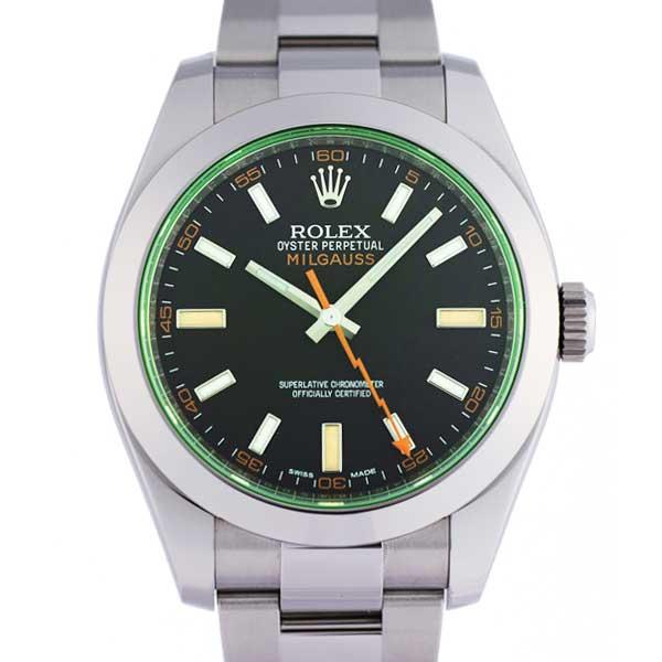 ロレックス ミルガウス 116400GV USED_5908-2