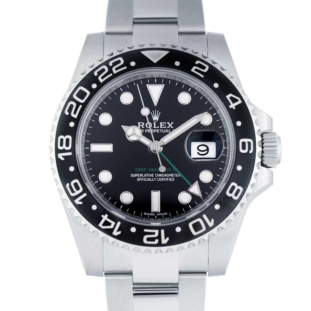 ロレックス GMTマスターII 116710LN 6022