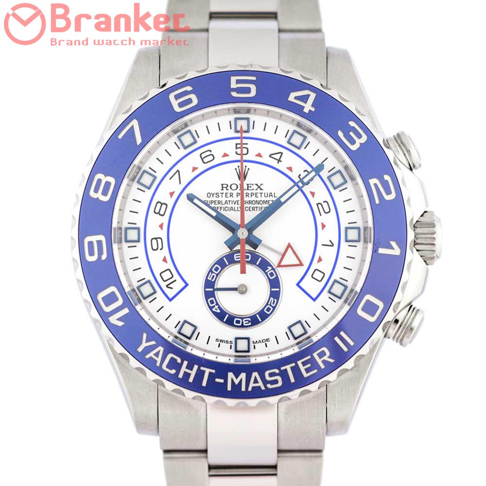 ロレックス ヨットマスターⅡ 116680 USED_6032