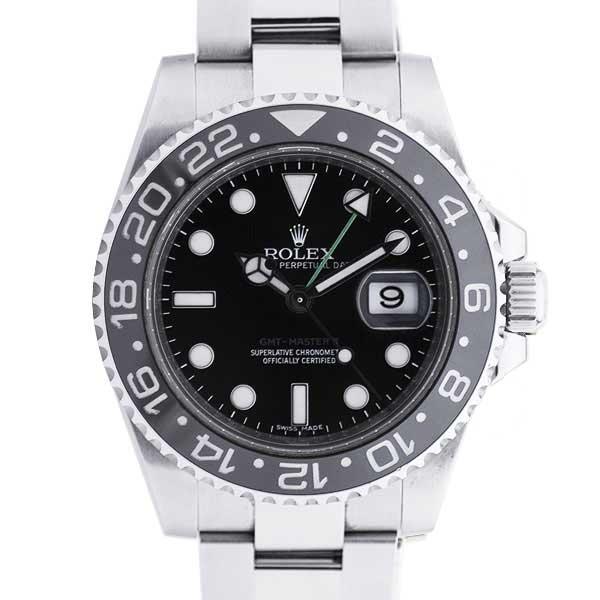 ロレックス GMTマスターII 116710LN USED_5651-2