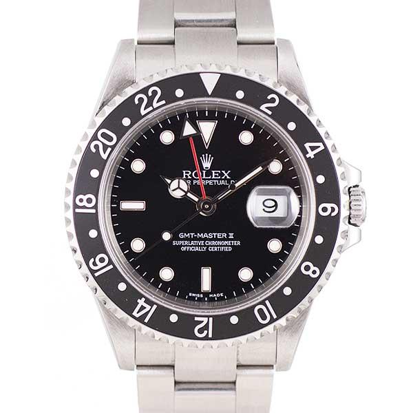 ロレックス GMTマスターII 16710 USED_5649