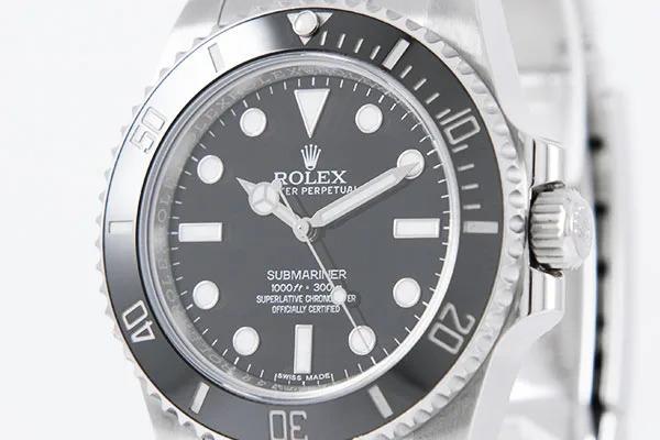 ロレックス サブマリーナ 114060をご購入したお客様からのレビュー評価