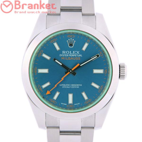 ロレックス ミルガウス 116400GV USED_6778