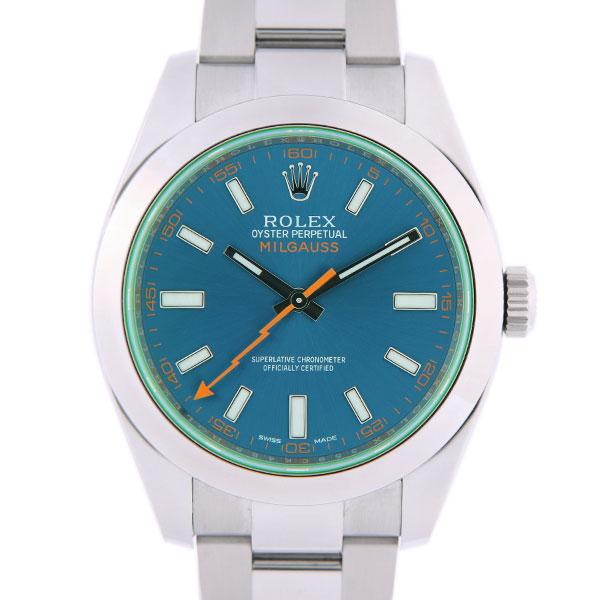 ロレックス ミルガウス 116400GV 6627