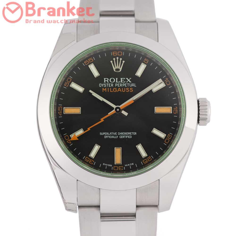 ロレックス ミルガウス 116400GV USED_6192