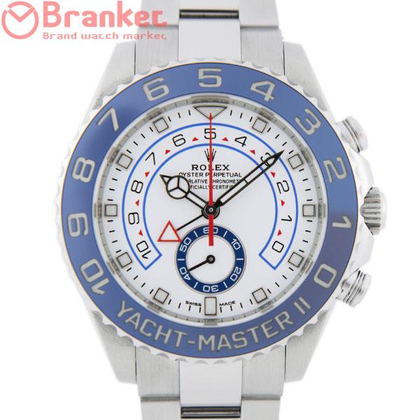 ロレックス ヨットマスターⅡ 116680 USED_7512