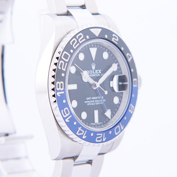 ロレックス GMTマスターII 116710BLNR USED_I59-3
