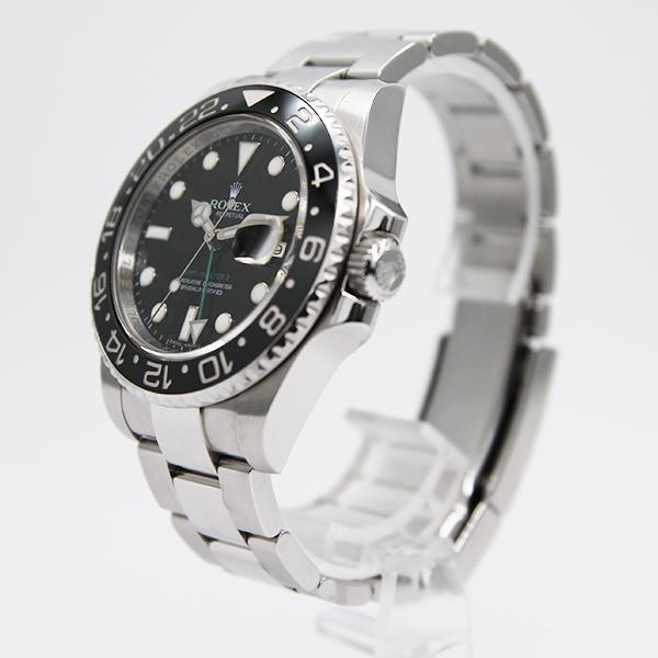 ロレックス GMTマスターII 116710LN 5386