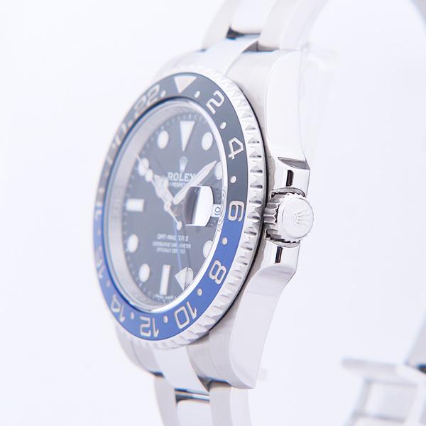 ロレックス GMTマスターII 116710BLNR USED_I59-4