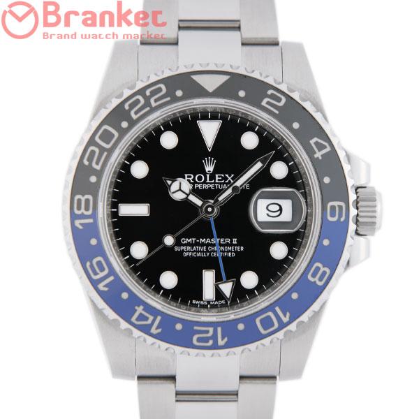 ロレックス GMTマスターII 116710BLNR USED_7216-2