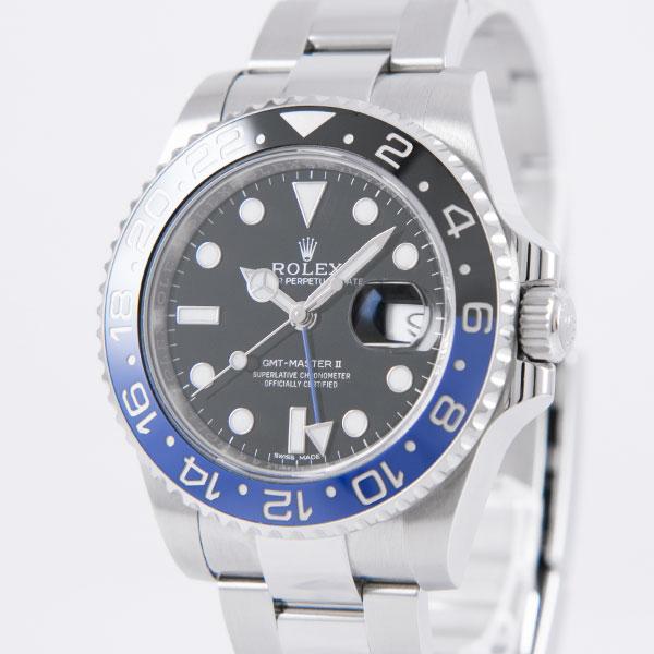 ロレックス GMTマスターII 116710BLNR USED_7216-3