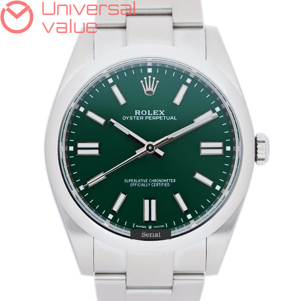 ROLEXOYSTER PERPETUAL 41124300