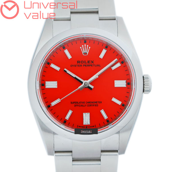 ROLEXOYSTER PERPETUAL 36126000