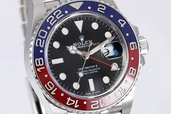 ロレックス GMTマスターII 12671BLROをご購入したお客様からのレビュー評価