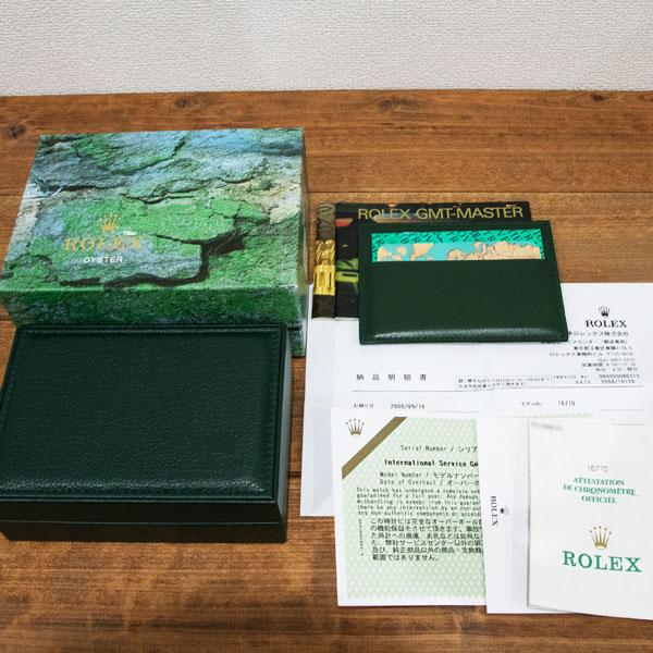 ロレックス GMTマスターII 16710 USED_6804-9