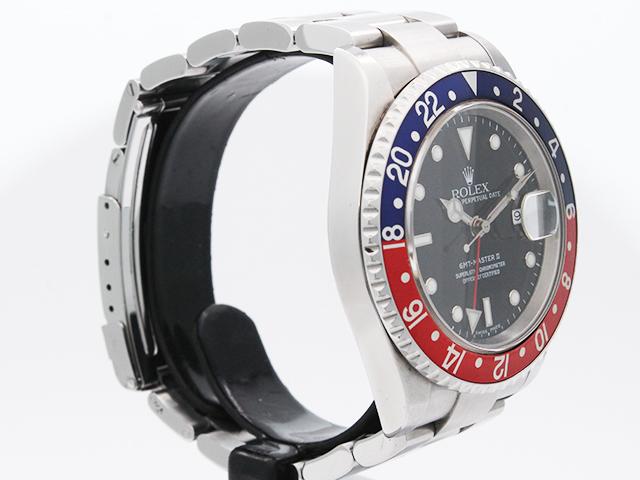 ロレックス GMTマスターII 16710T 4550
