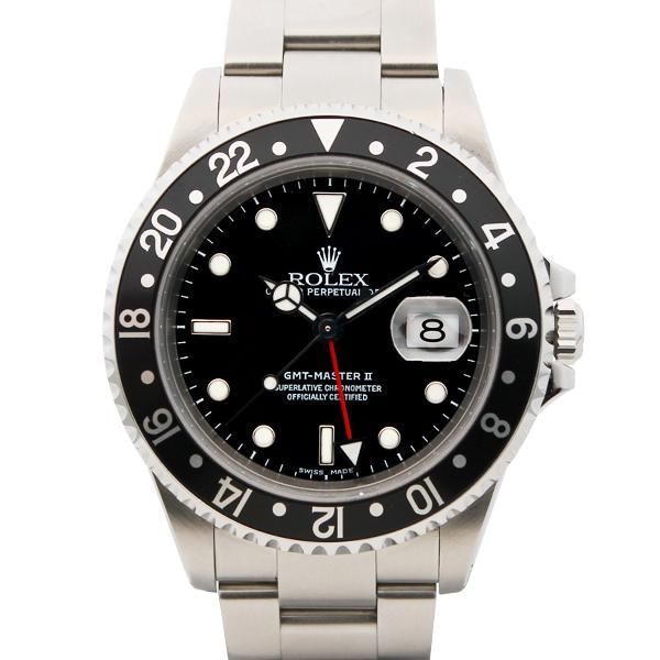 ロレックス GMTマスターⅡ 16710 4370