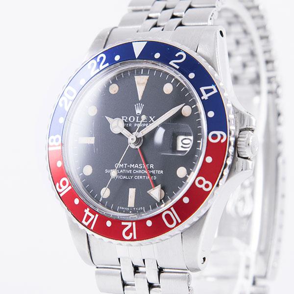 ロレックス GMTマスター 1675 USED_7090-3