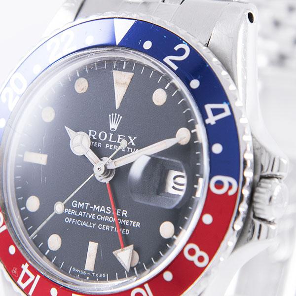 ロレックス GMTマスター 1675 USED_7090-5