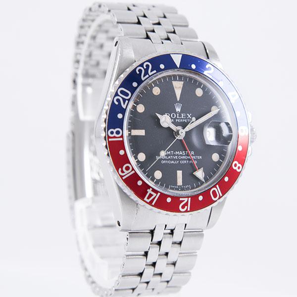 ロレックス GMTマスター 1675 USED_7090-4