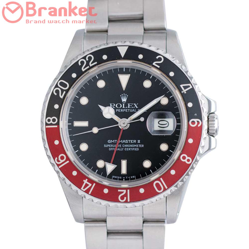 ロレックス GMTマスターⅡ 16760 USED_5775-2