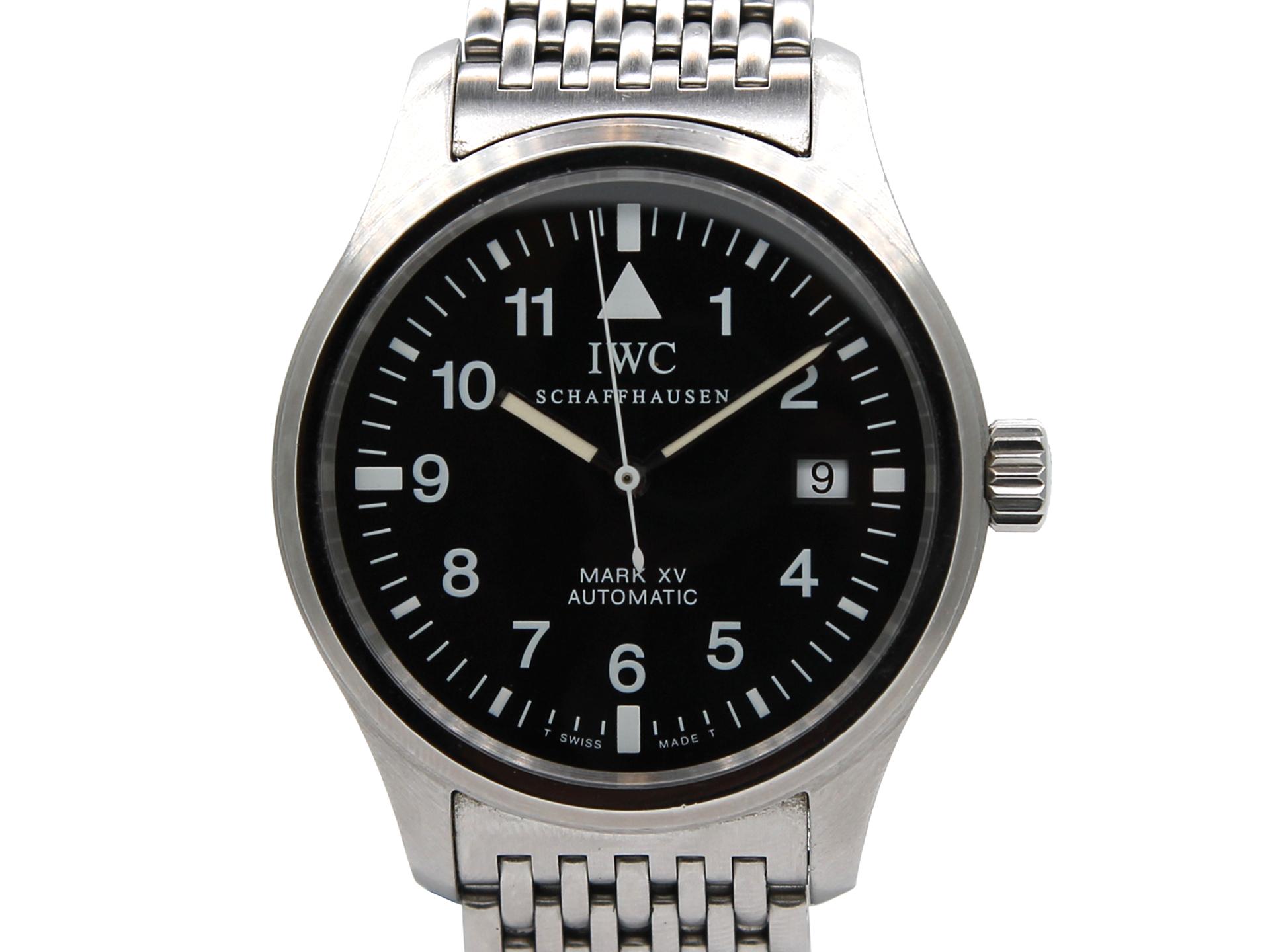 IWC マークXV IW325302 4965