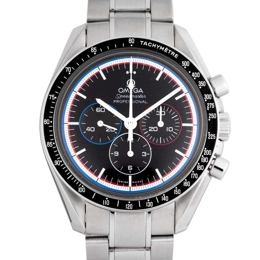 オメガ スピードマスター プロフェッショナル アポロ15号 311.30.42.30.01.003 USED_5850-2
