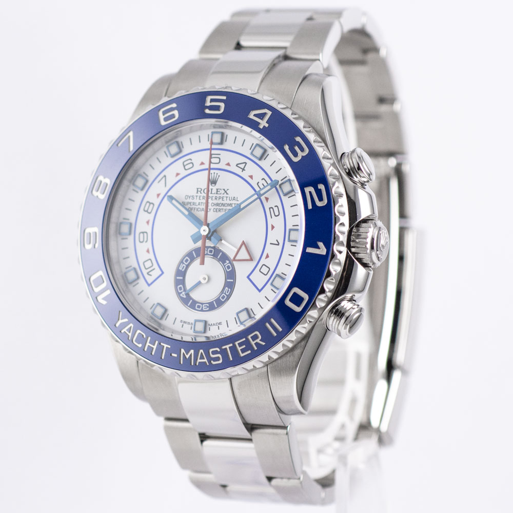 ロレックス ヨットマスターⅡ 116680 6032