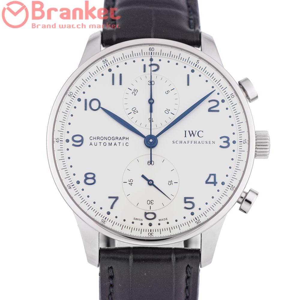 IWC ポルトギーゼ クロノ IW371446 6205
