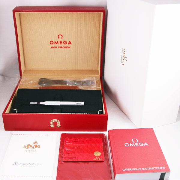 オメガシーマスター  1957 トリロジー シーマスター300234.10.39.20.01.0018枚目