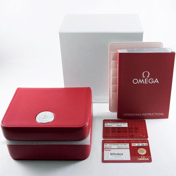 オメガ シーマスター600 プラネットオーシャン 232.30.46.21.01.001 未使用_7032-9