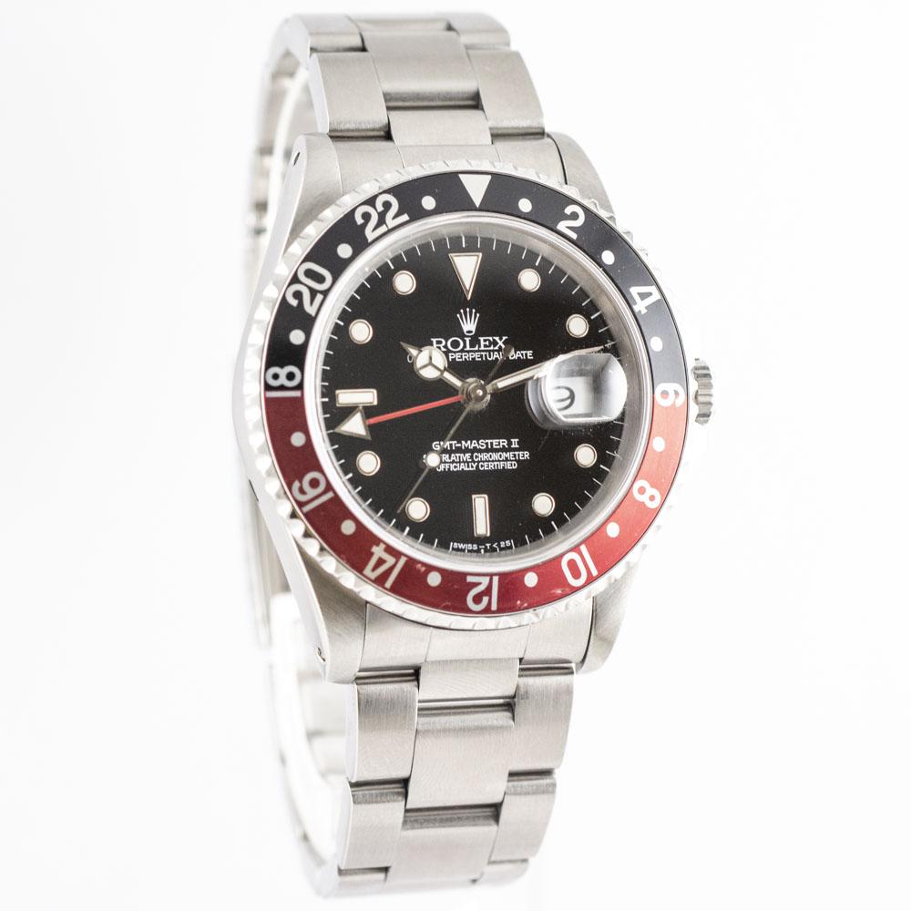 ロレックス GMTマスターII 16710 USED_6000-4