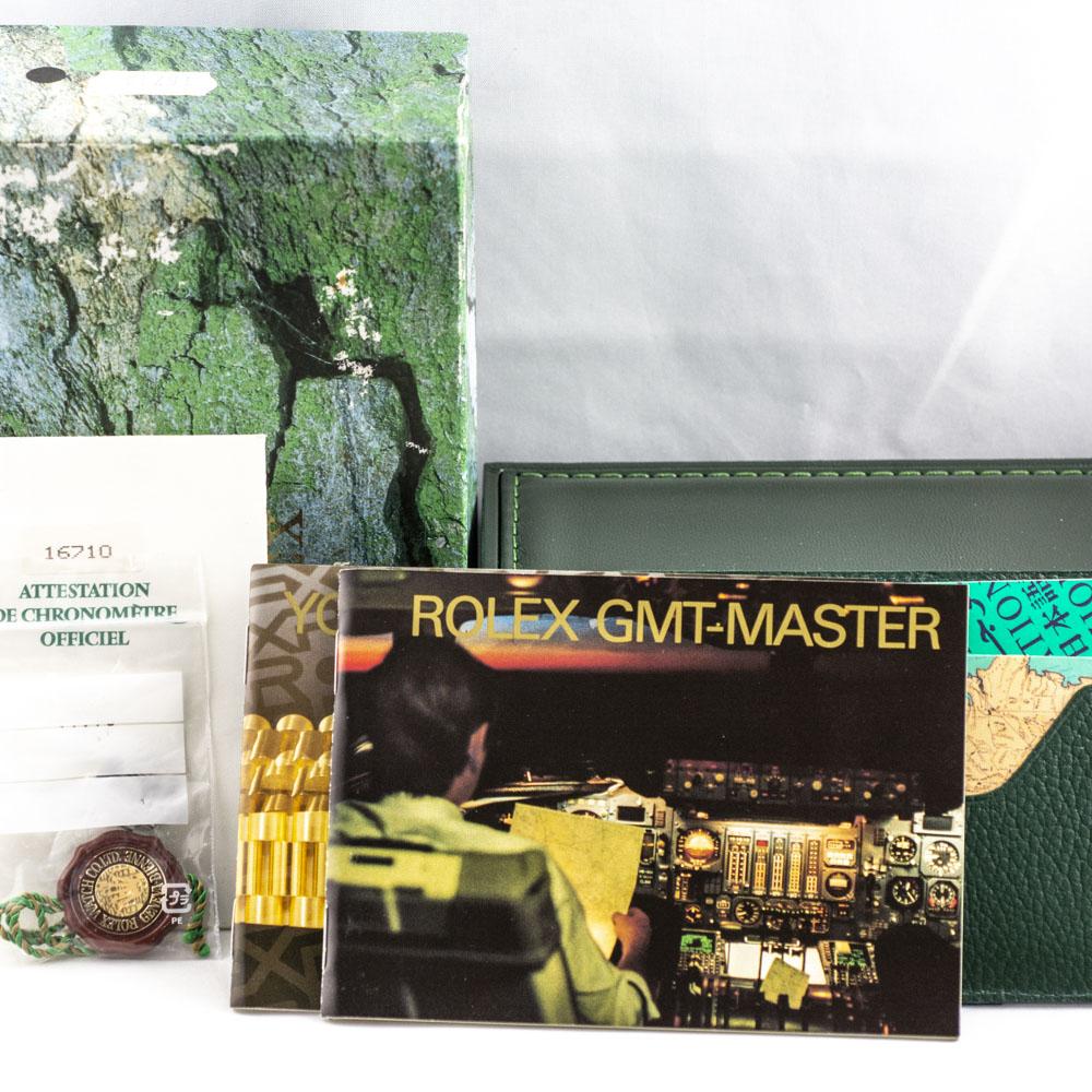 ロレックス GMTマスターII 16710 USED_6000-6