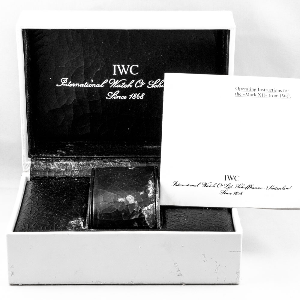 IWC マーク12 IW324101 USED_62126枚目