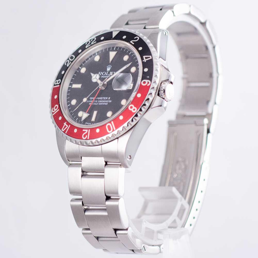 ロレックス GMTマスターⅡ 16760 USED_57753枚目