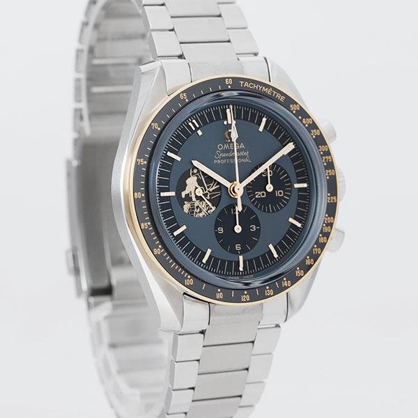 オメガスピードマスター ムーンウォッチ アポロ11号50周年310.20.42.50.01.0012枚目