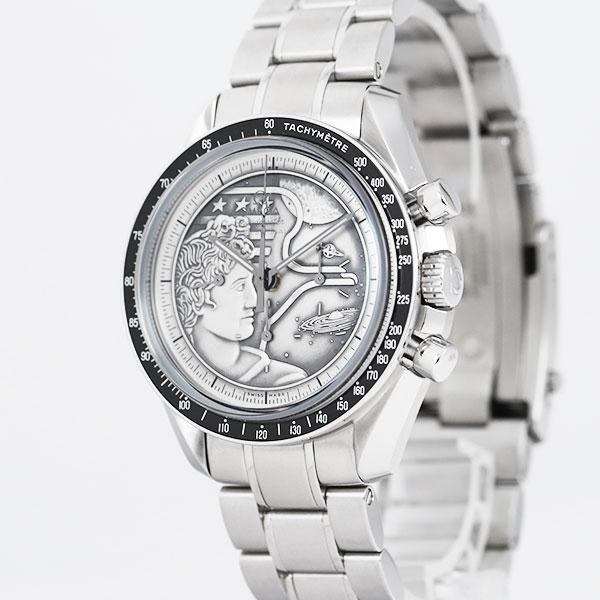 オメガスピードマスター プロフェッショナル アポロ17号40周年記念限定311.30.42.30.99.0022枚目