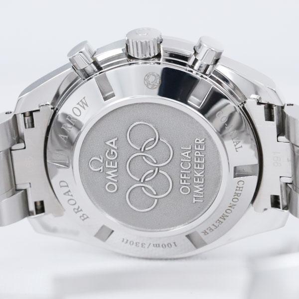 オメガスピードマスター オリンピック タイムレス コレクション321.30.44.52.01.0017枚目