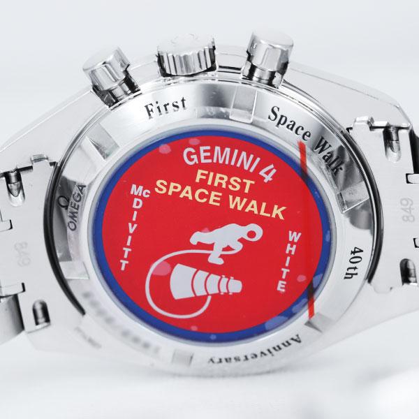 オメガスピードマスター プロフェッショナル ジェミニ4号 ファースト スペース ウォーク3565.807枚目