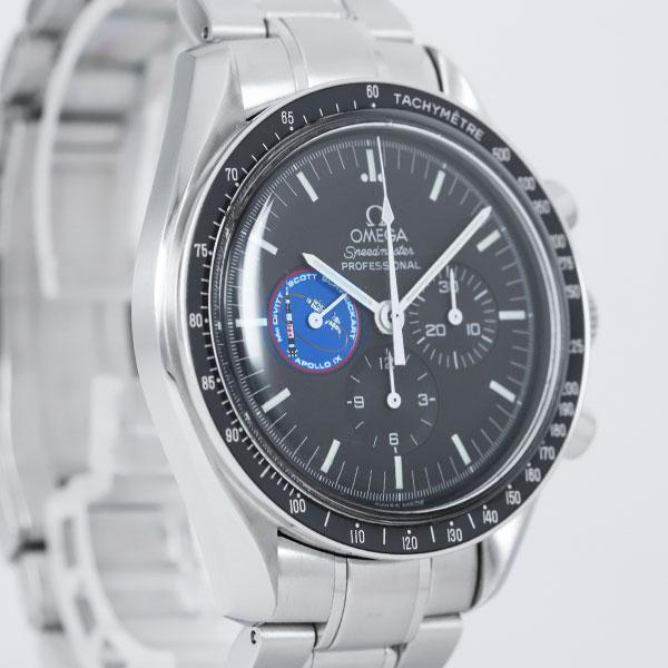 オメガスピードマスター プロフェッショナル ミッションズ アポロ9号3597.132枚目