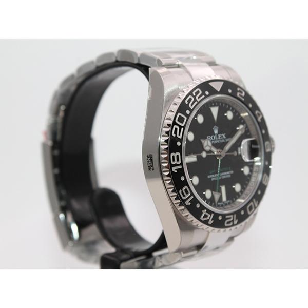 ロレックス GMTマスターⅡ 116710LN 未使用品_4570-4