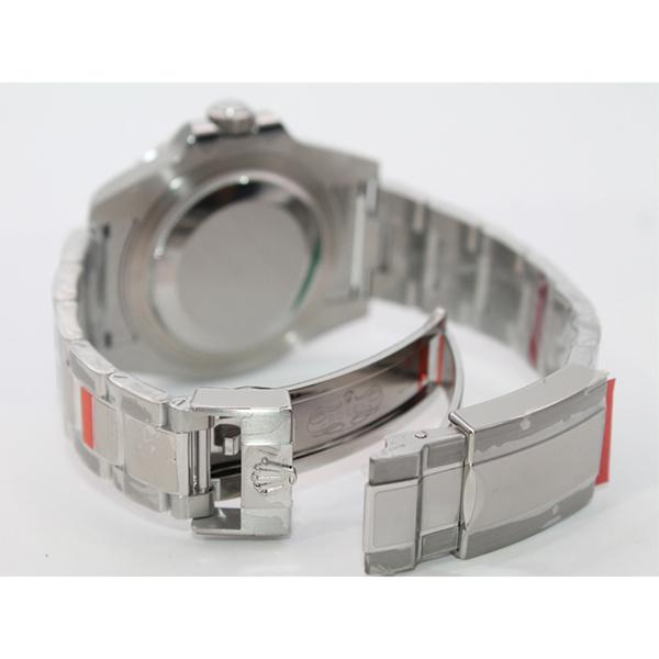 ロレックス GMTマスターⅡ 116710LN 未使用品_4570-5