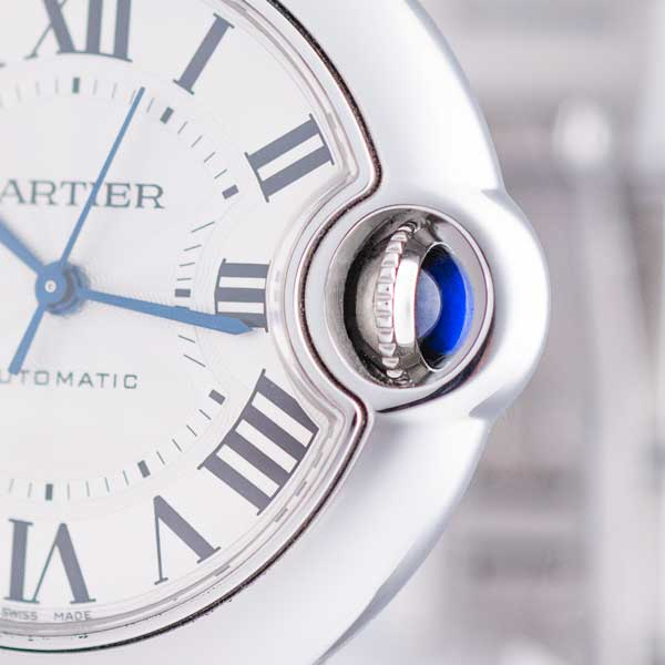 カルティエ バロンブルー W6920071 USED_59444枚目