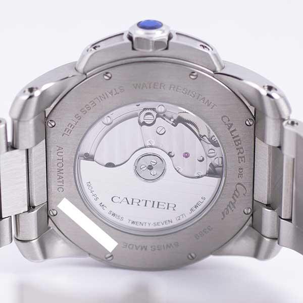 カルティエ カリブル ドゥ カルティエ W7100016 5685