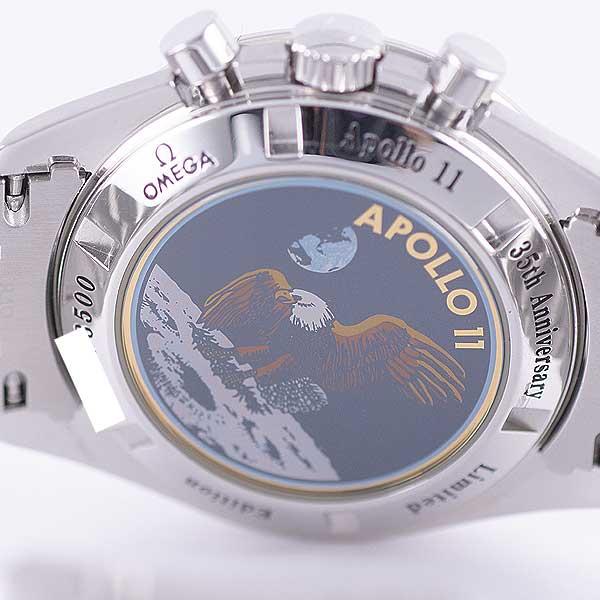 オメガ スピードマスター プロフェッショナル アポロ11号 3569.31 5865