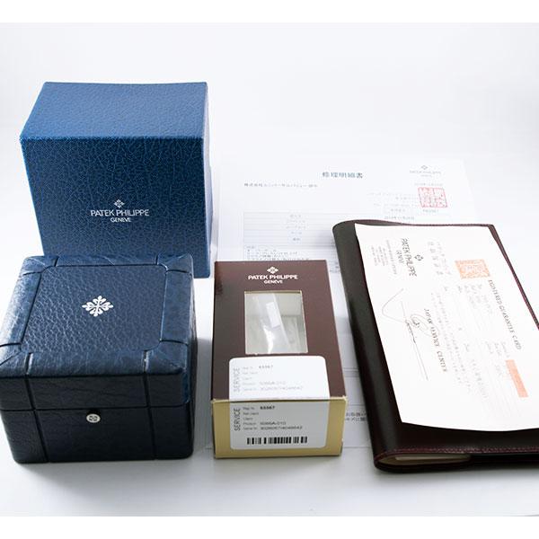 パテックフィリップ アクアノート 日本限定 5066A-010 USED_7117-9