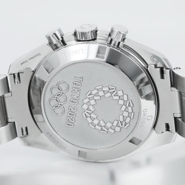 オメガスピードマスター 東京 2020 リミテッドエディション522.30.42.30.03.0017枚目