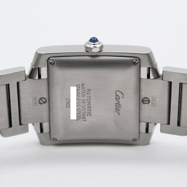 カルティエ タンクフランセーズ LM W51002Q3 5565
