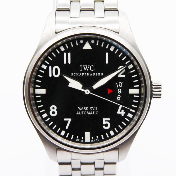 IWC パイロットウォッチ マーク17 IW326504 5346