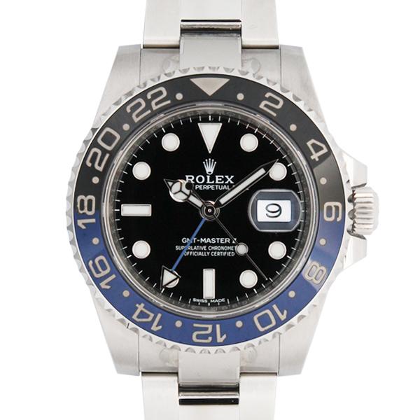 ロレックス GMTマスターⅡ 116710BLNR 5869
